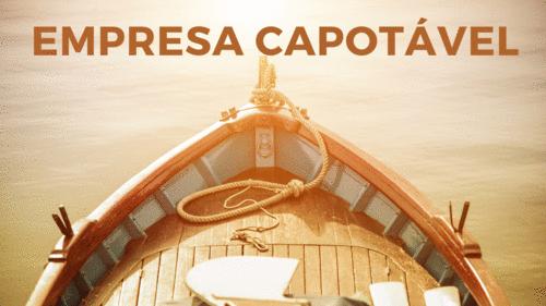 A Empresa Capotável: ela é preparada para capotar e ficar de pé novamente